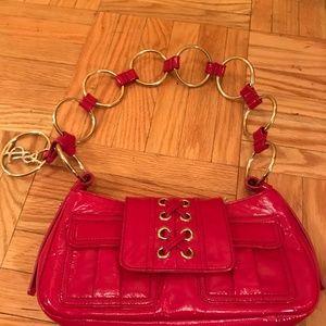 Yves Sant Laurent Fuchsia Bag